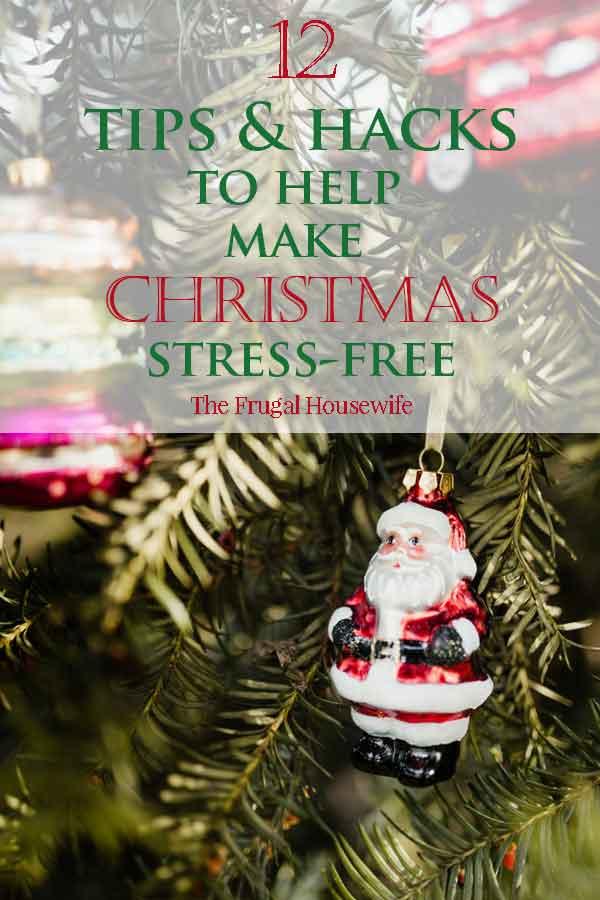 Christmas Season.12 Tips To Help Make This Christmas Season Stress Free The
