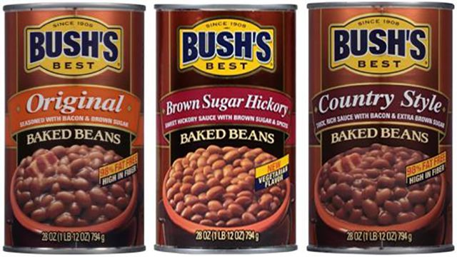 Bush Brothers and Company Baked Beans