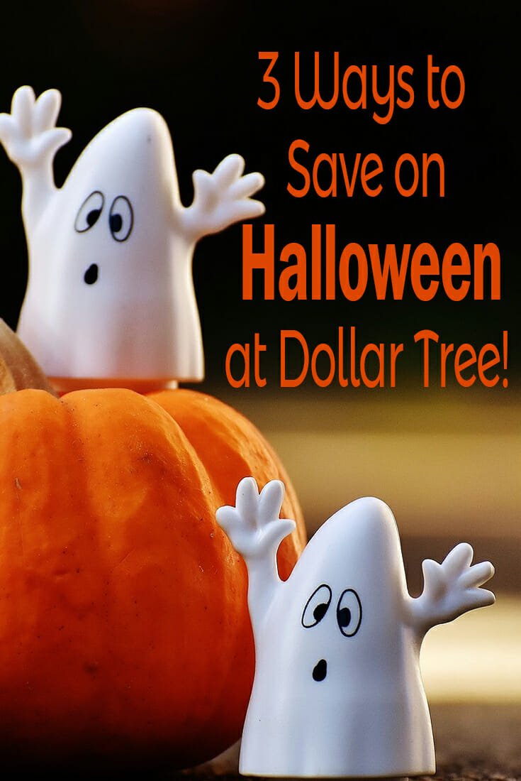 3 Ways to Save on Halloween at Dollar Tree