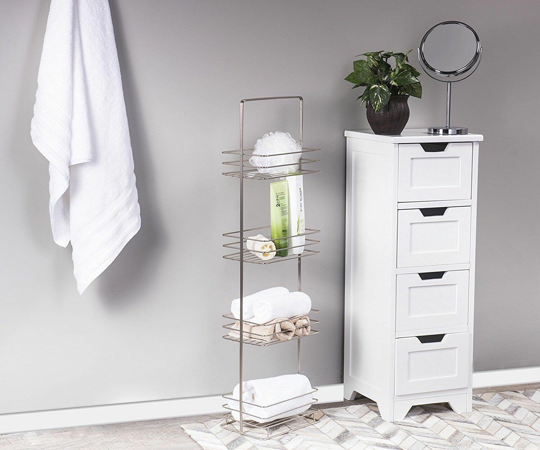 Add More Bathroom Storage With These Brilliant Storage Ideas